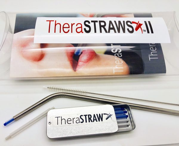 TheraSIP Swallowing Disorder Treatment Single-scaled , TheraSTRAWS II 2021-06-01 17:55:01