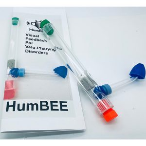 TheraSIP Swallowing Disorder Treatment humbee-visual-feedback-for-velo-pharyngeal-disorders , HumBEE Velo-Pharyngeal Air Emission Feedback Kit 2021-06-10 16:14:07